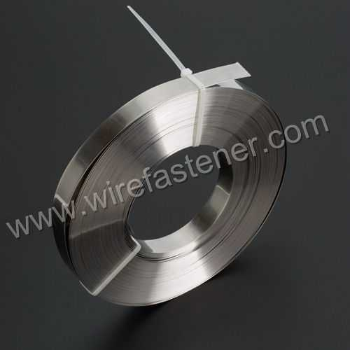 3/4 Stainless Steel Banding Strip
