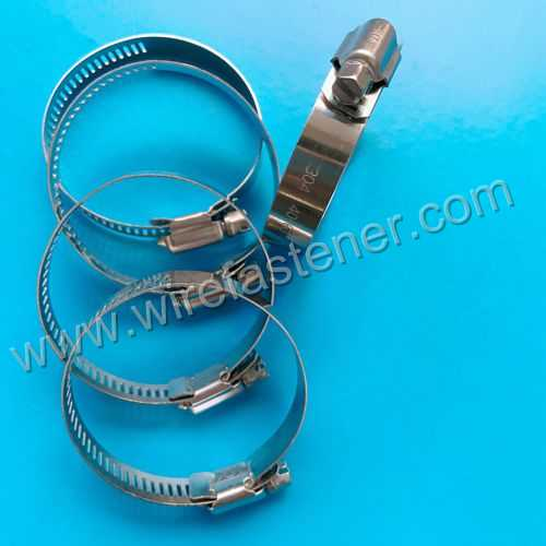 ZD Hose Clamp Stainless Steel