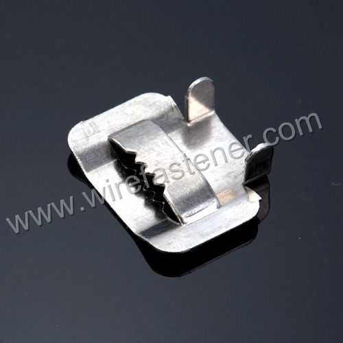 5\8Stainless Steel Banding Buckle
