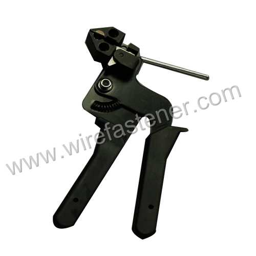 LQG Stainless Steel Cable Ties Hand Tools