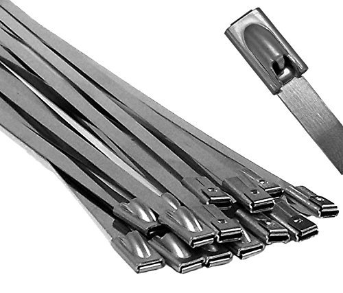 Promotional Perforated Stainless steel Strapping Band and Nylon Cable Ties/Stainless